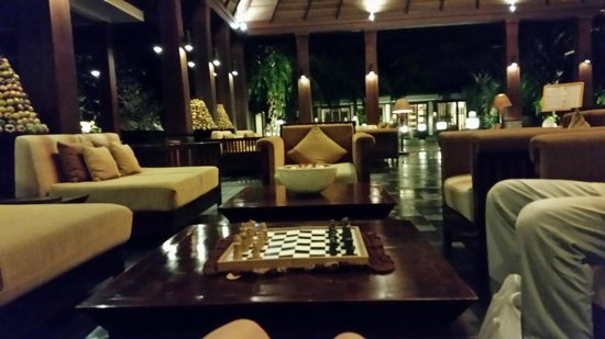 Rama Candidasa Resort & Spa: Relaxed atmosphere