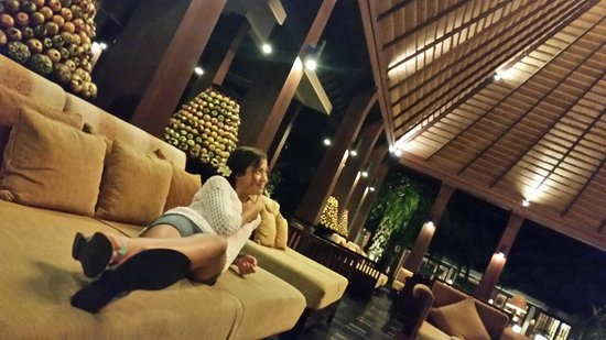Rama Candidasa Resort & Spa: Lobby