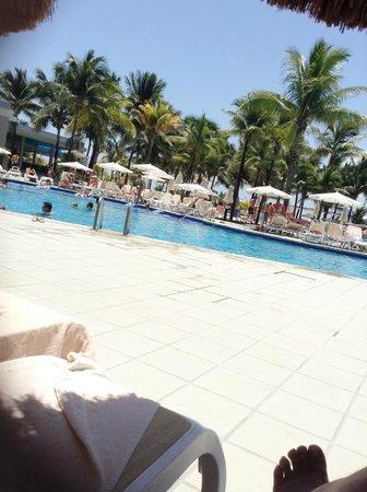Hotel Riu Yucatan: Pool 1