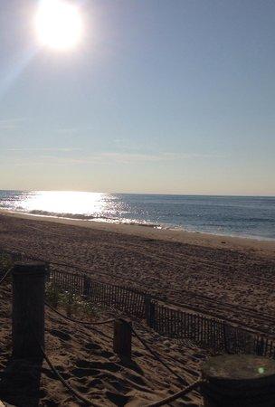 Ocean Surf Resort: Ocean view