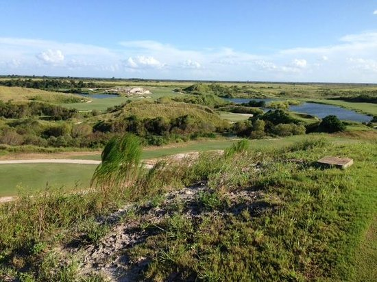 Streamsong Resort: Blue Course... Yes this is in central FL.