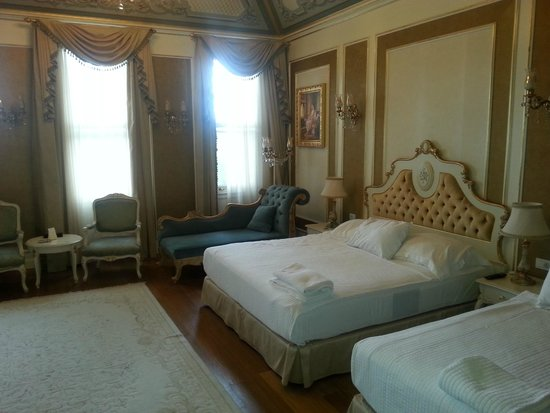 Limak Thermal Boutique Hotel: Room #1919