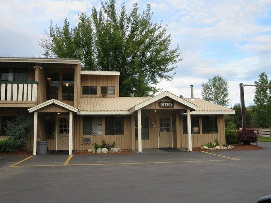 Winthrop Inn: 1
