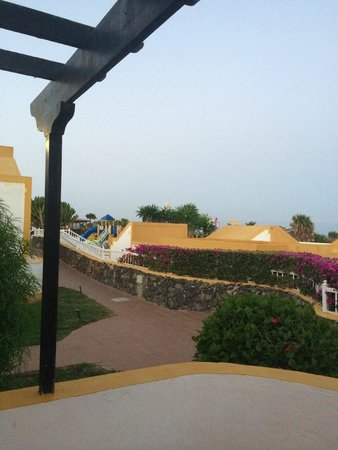 Club Caleta Dorada : view from my room