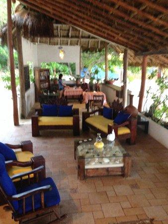 Ventanas al Mar: Lobby and additional dining
