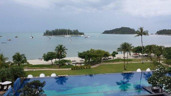 The Danna Langkawi, Malaysia: Marina view