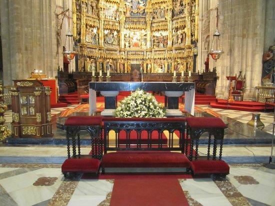 Catedral de San Salvador de Oviedo: Interior