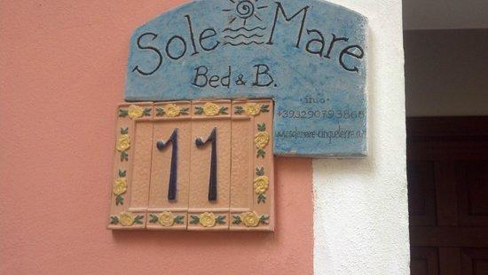 B&B SoleMare: Sole Mar B&B