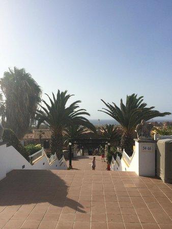 Club Caleta Dorada : view