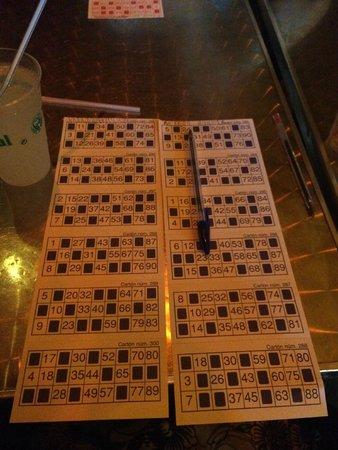 Club Caleta Dorada : bingo time