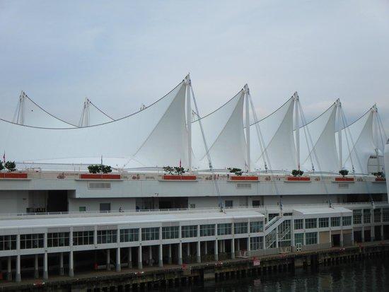 Vancouver Lookout: porto