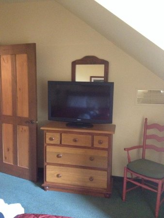 Tour des Voyageurs: Another shot of bedroom