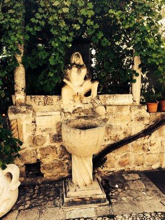 Lady Pi-Pi: Fontaine Lady Pipi