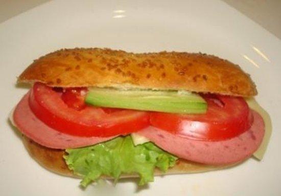Maltepe, Turquía: Sandwiches