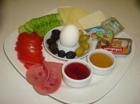 Maltepe, Turquía: Breakfast plate