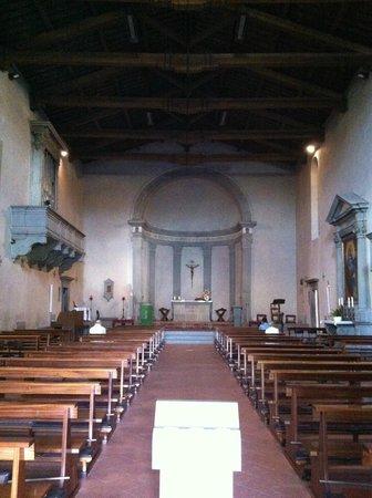 Pieve Di San Martino a Gangalandi