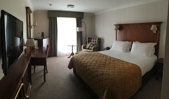 Clayton Hotel Ballsbridge: Executive room
