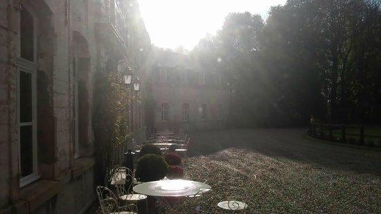 Le Chateau de Cocove : Front