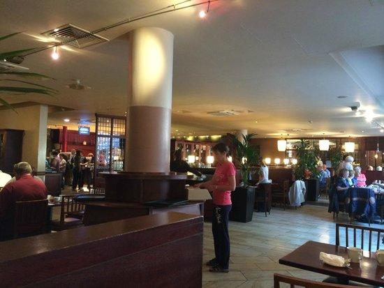 Clayton Hotel Ballsbridge: Breakfast