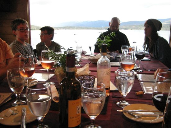 Mustachio's on the Lake: 50th Anniversary dinner