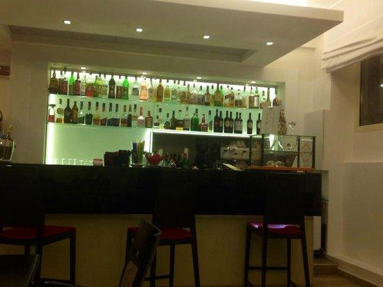 Occidental Aurelia: The Hotel Bar