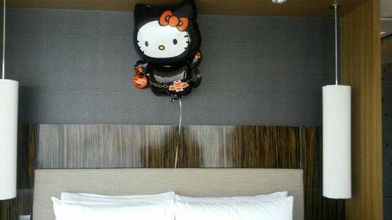 Hotel ICON: My proposal decoration :)