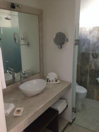 Hotel Casa Ticul: bagno