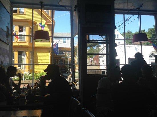 Cafe Heaven: Intérieur du restaurant