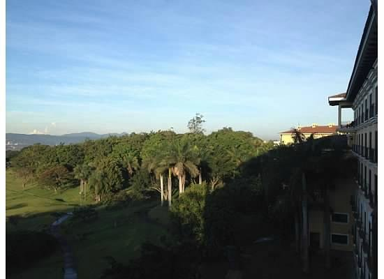 Costa Rica Marriott Hotel San Jose : view from 526