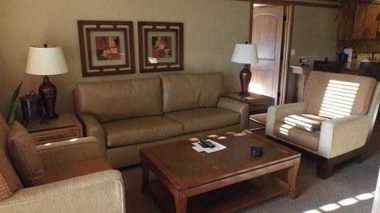 Sedona Summit Resort: Living Room