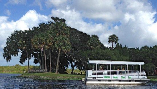 Hontoon Island State Park Ferry