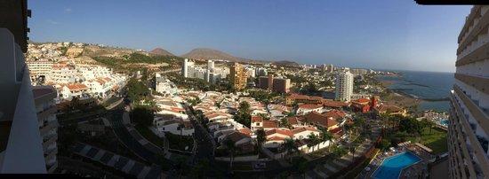 Iberostar Bouganville Playa: Desde el balcon de la habitacion