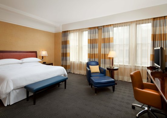Sheraton Gunter Hotel San Antonio: Deluxe Room with King size Bed