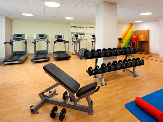 Sheraton Gunter Hotel San Antonio : Fitness Center