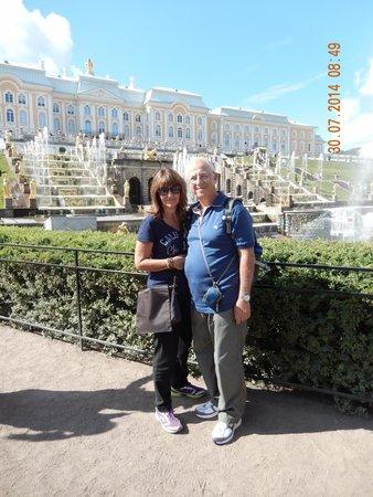Tour De Force Travel - Day Tours: St Petersburgh