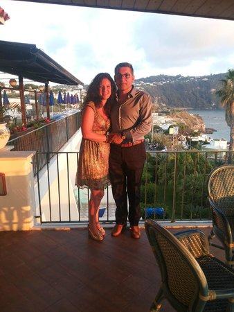 Hotel  Providence Terme & Spa: Noi al PROVIDENCE