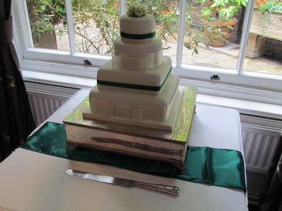 Mercure Salisbury White Hart Hotel: Wedding Day
