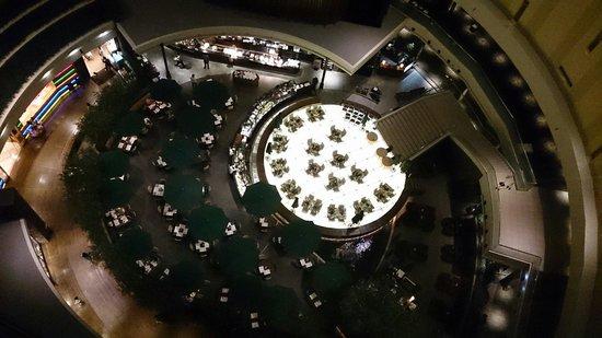 Tokyo Bay Maihama Hotel: 上から
