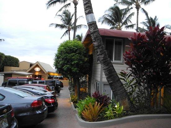 days inn maui picture of days inn maui oceanfront kihei. Black Bedroom Furniture Sets. Home Design Ideas