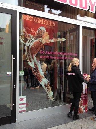 Body Worlds Amsterdam
