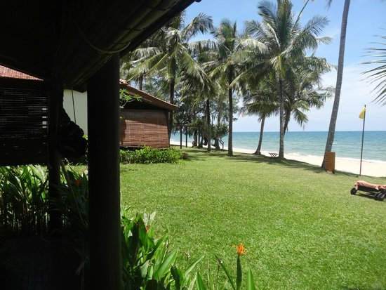 Chen Sea Resort & Spa Phu Quoc: vue resort