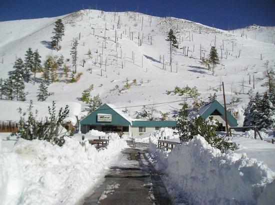 Black Hills Inn & Suites: Snowstorm Atlas