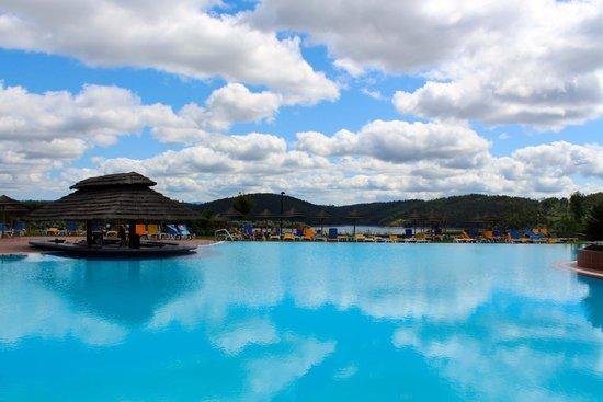 Montebelo Aguieira Lake Resort & Spa : Pool