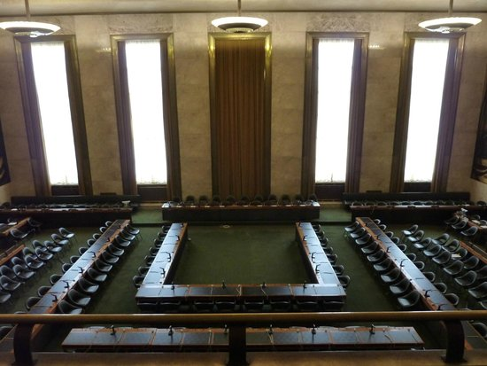 UNOG - Palais des Nations: League of Nations