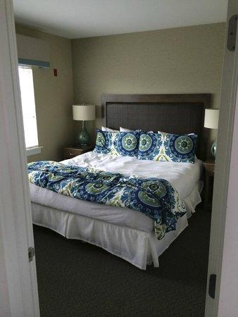 Alouette Beach Resort : one of the bedrooms
