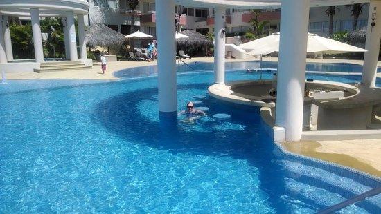 Quintas del Mar II: Beautiful pools