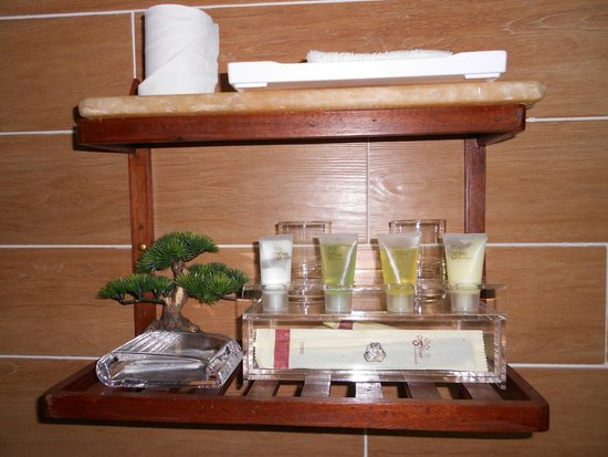 The Amariah Boutique Hotel City Center: Bathroom Amenities