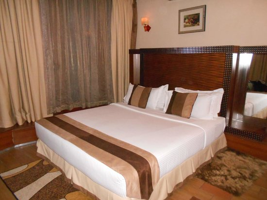 The Amariah Boutique Hotel City Center: Extremely comfortable bed !