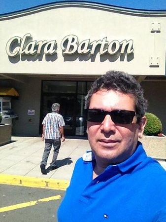 Clara Barton Cafe