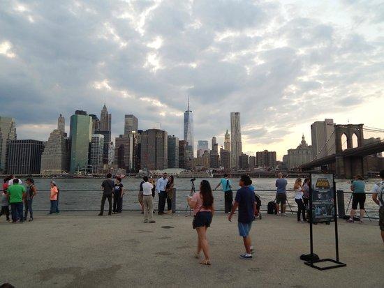 "Brooklyn Heights Promenade: Passeggio dulla ""Promenade"""